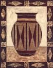 Tribal Urn I by Elizabeth David art print