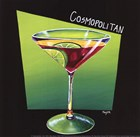 Cosmopolitan by Mary Naylor art print