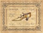 Dancing Shoe by Banafshe Schippel art print