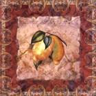 Tuscany Lemons by Alma Lee art print