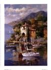 Buena Vista I by Paline art print
