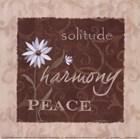 Harmony by Carol Robinson art print