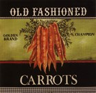 Old Fashioned Carrots - Special by Kimberly Poloson art print