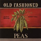 Old Fashioned Peas by Kimberly Poloson art print
