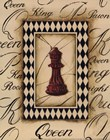 Chess Queen - Mini by Gregory Gorham art print