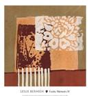 Exotic Memoirs IV by Leslie Bernsen art print