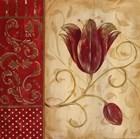 Red Tulip I by Jo Moulton art print