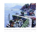 Il Lago Como by Howard Behrens art print