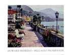 Bellagio Promenade by Howard Behrens art print