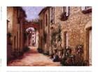 Tuscan Light by Stephen Bergstrom art print