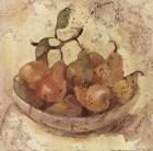 Sunlit Pears by Albena Hristova art print