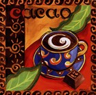 Cacao Chocolate by Jennifer Brinley art print