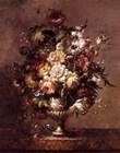 Floral Decadence art print
