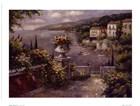 Capri Vista II by Peter Bell art print