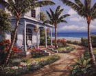 Summer House I by Sung Kim art print