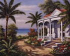 Summer House II by Sung Kim art print