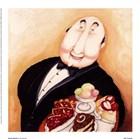 Dessert Anyone by Tracy Flickinger art print