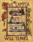 Have Camper by Anita Phillips art print