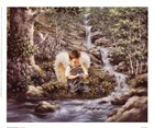 Nature's Little Guardian by Dona Gelsinger art print