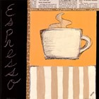 Espresso by Jan Weiss art print