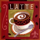 Italian Latte by Jennifer Brinley art print