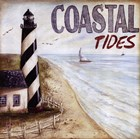 Coastal Tides by Kate McRostie art print