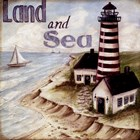 Land And Sea by Kate McRostie art print