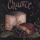 Bon Appetit Chaorce by Kate McRostie art print