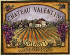 Chateau Valentino by Susan Winget art print