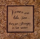 Women Are Like by Pamela Smith-Desgrosellier art print