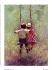 Summer Swing by Richard Judson Zolan art print