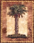 Classic Palm II by Kathleen Denis art print