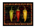 Red Hot Chili Peppers II by Kathleen Denis art print