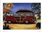 Red Woody by Suzanne Etienne art print