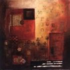 Nueva Era II by Patricia Pinto art print