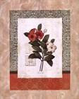 Tulip Silhouette by Janet Tava art print
