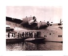 Clipper Flying Boat art print