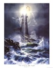 The Lord Is My Light by Danny Hahlbohm art print