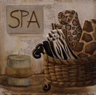 Jungle Spa I by Hakimipour - Ritter art print