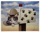 Toulouse Largent by Lowell Herrero art print