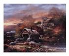 Old Mill Creek by James Lee art print
