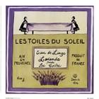 Les Toiles Du Soleil by Katharine Gracey art print