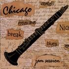 Chicago Sound by Anji Allen art print