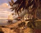 Key West Hideaway by Enrique Bolo art print