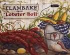 Clambake by Kate McRostie art print
