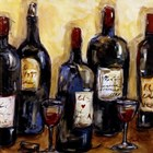 Wine Bar by Nicole Etienne art print