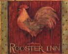Rooster Inn by Susan Winget art print