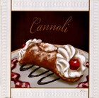 Cannoli by Shari Warren art print