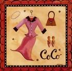 CoCo by Jennifer Brinley art print