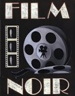 Film Noir by Catherine Jones art print
